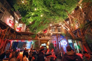 Ruin bars Boedapest