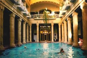 Badhuizen Boedapest