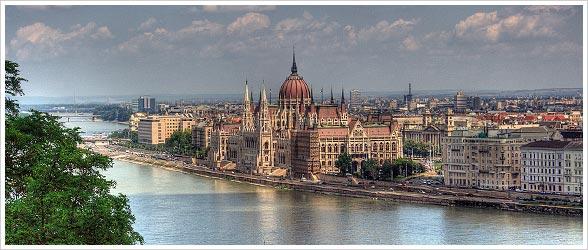 Vliegtickets Boedapest
